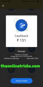 Google Pay App Loot