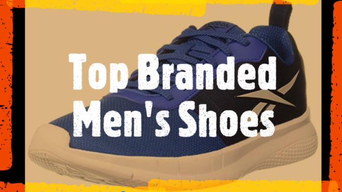 Top Branded Men's Shoes