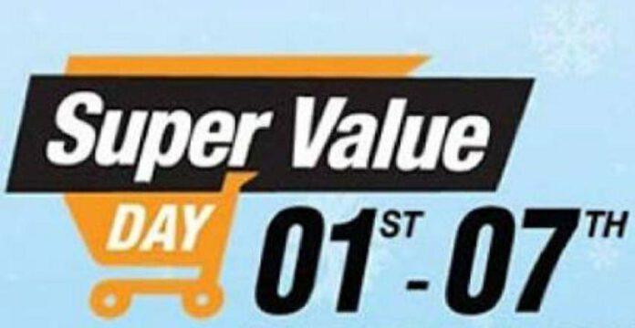 Amazon Super Value Days