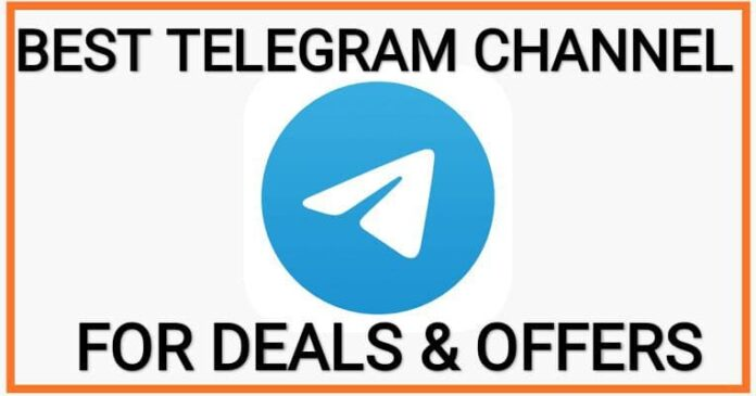Best Telegram Channel For Deals & Offers